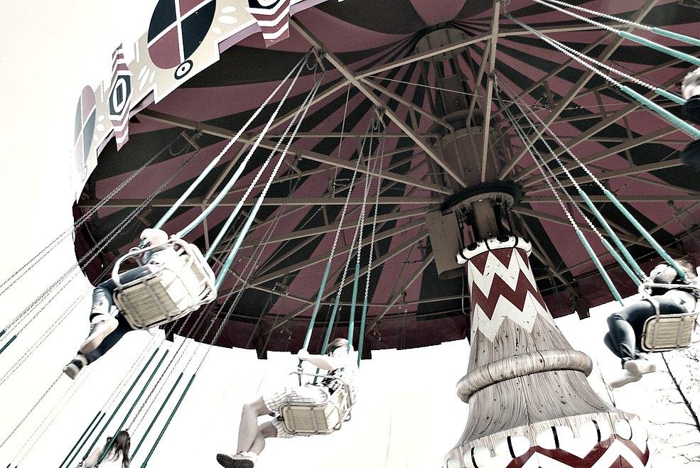 Le beau temps arrive, profitez des parcs de loisir avec vos enfants
