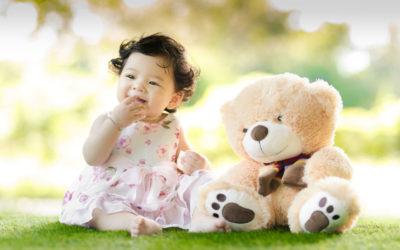 On adore les accessoires personnalisés pour bébé !